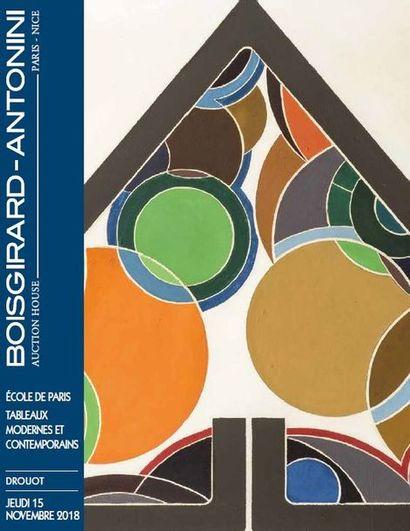 École de Paris - Peintres de l'Europe de l'Est - Peintres Étrangers Tableaux Modernes et Contemporains