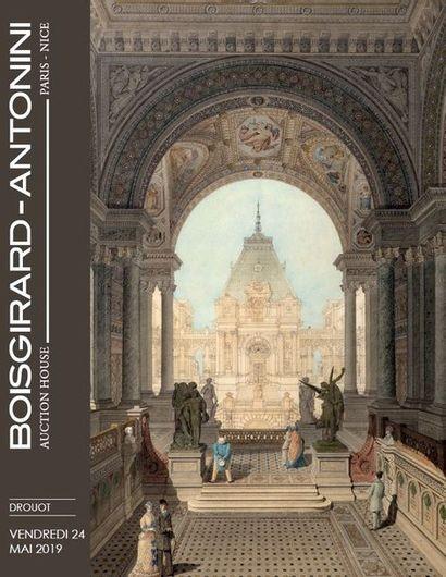 BIJOUX - TABLEAUX ANCIENS & MODERNES - ARGENTERIE - ART RUSSE - MOBILIER OBJETS D'ART