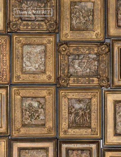 ÉTAINS – HAUTE ÉPOQUE - DESSINS et TABLEAUX ANCIENS et du XIXème siècle - OBJETS d'ART et d'AMEUBLEMENT du XVIIème au XIXème siècle - TAPIS – TAPISSERIE