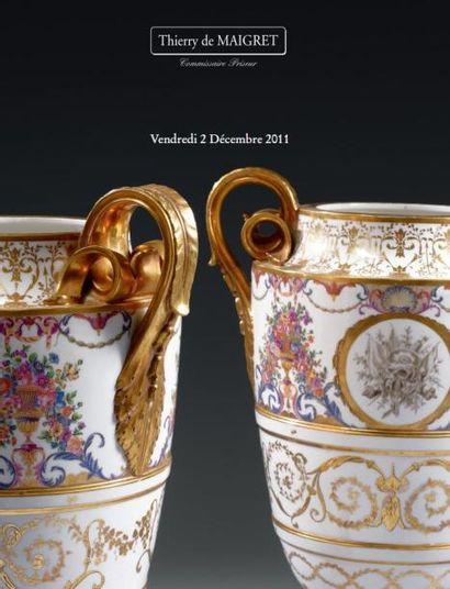 TABLEAUX ANCIENS - MOBILIER des XVIIème, XVIIIème et XIXème siècles