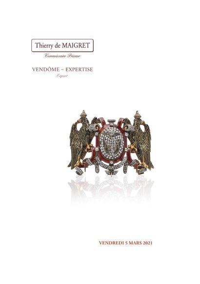 Bijoux, montres, objets de vitrine - Orfèvrerie - Mode