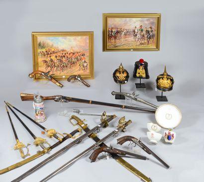 Livres Militaria et souvenirs historiques
