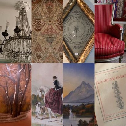Classic sale : paintings, art objects, furniture, carpets