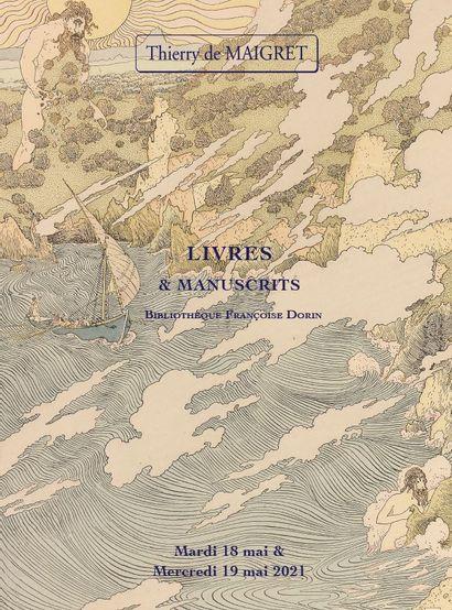 Livres & Manuscrits - Bibliothèque Françoise Dorin