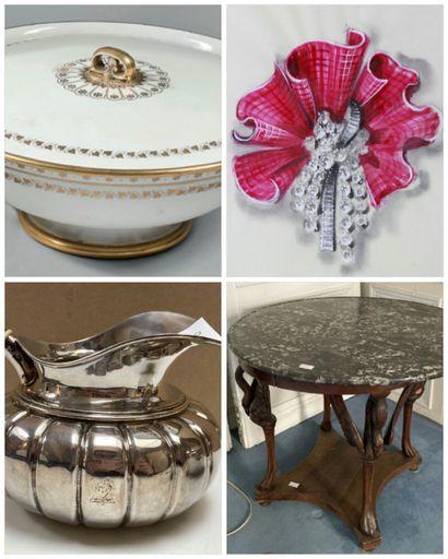 Vente Only Online  classique : tableaux, objets d'art, mobilier, tapis