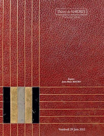 TABLEAUX MODERNES - ART NOUVEAU - ART DECO