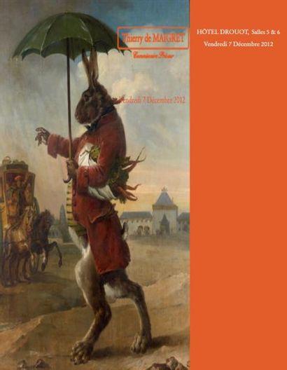 TABLEAUX ANCIENS  MEUBLES et OBJETS d'ART des XVIIème, XVIIIème et XIXème siècles