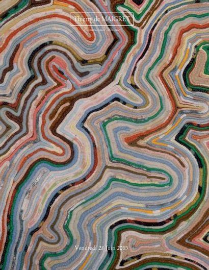 TABLEAUX MODERNES - ART DECO - Clôture du catalogue : vendredi 17 mai 2013