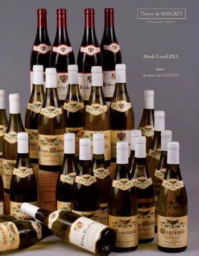 Ventes à 11h et à 14h : Grands Vins et Spiritueux