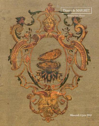 TABLEAUX ANCIENS - OBJETS d'ART et MOBILIER