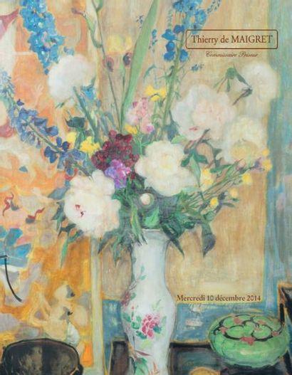 SCUPTURES et TABLEAUX MODERNES des XIXe et XXe siècles ART NOUVEAU - ART - DECO