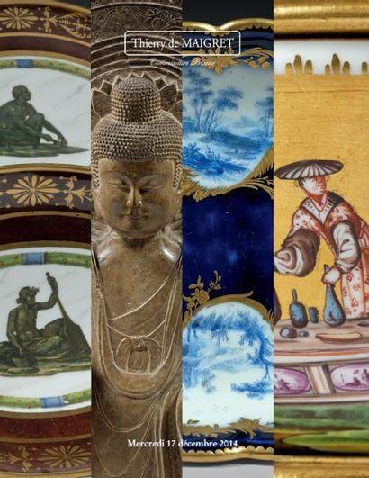 CERAMIQUES – ART D'ASIE – ARTS D'AFRIQUE - ARCHEOLOGIE