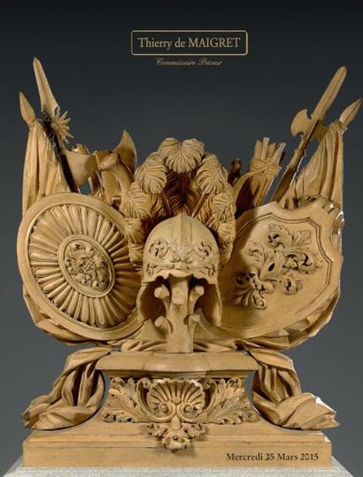 DESSINS ANCIENS et XIXème - MOBILIER et OBJETS d'ART