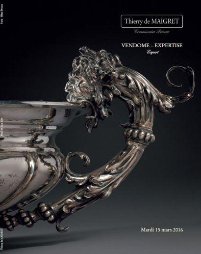 Bijoux - Montres - Objets de vitrine - Orfèvrerie<br>à 11h00 et à 14h00