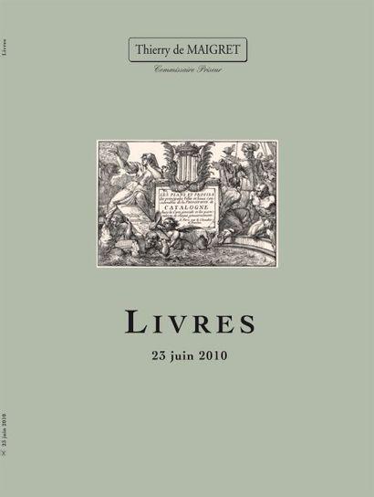 LIVRES ANCIENS et MODERNES - AUTOGRAPHES