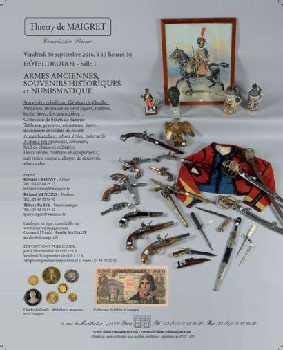 Militaria's Auction