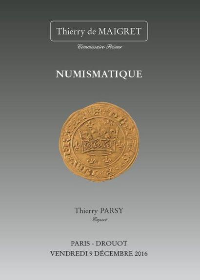 numismatique, médailles