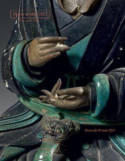 Arts asiatiques - céramiques : Collection de faïences de la Manufacture d'Hollitch