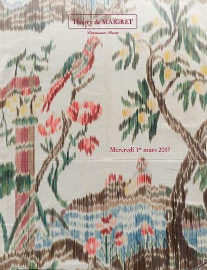 Textiles - costumes ancien & mode