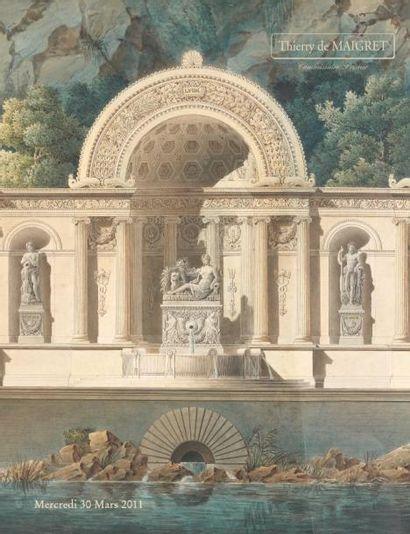 DESSINS ANCIENS et du XIXème siècle