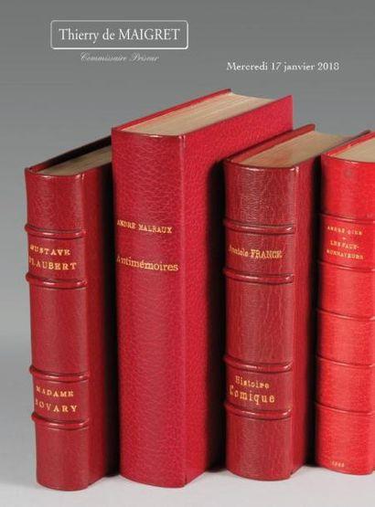 MANUSCRITS - LIVRES ANCIENS & MODERNES