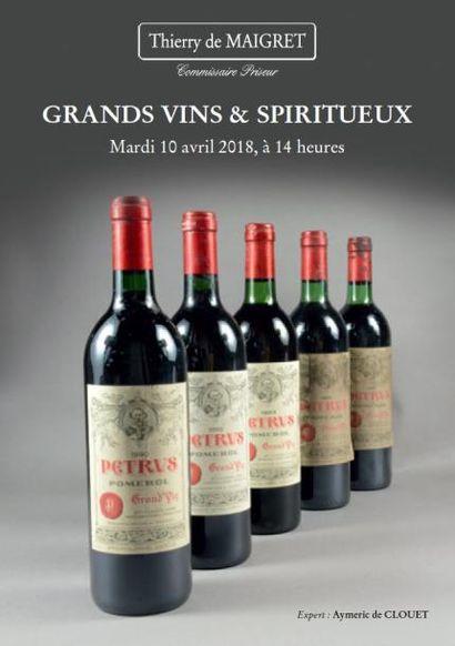 GRANDS VINS & SPRITUEUX