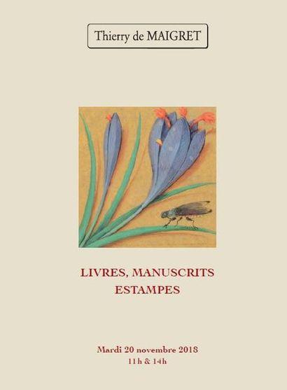 Estampes - Livres anciens & Autographes
