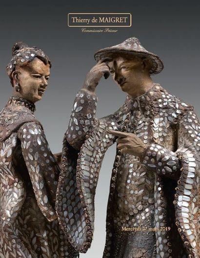 DESSINS et TABLEAUX ANCIENS MOBILIER & OBJETS D'ART du XVIème siècle au XIXème siècle - TAPISSERIES
