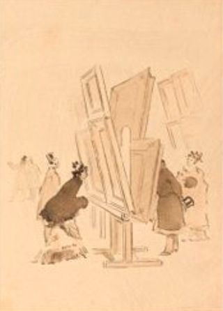 CLASSIC SALE: Books - Paintings - Works of art and furniture - Furniture