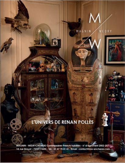 L'univers de Renan Pollès & à divers