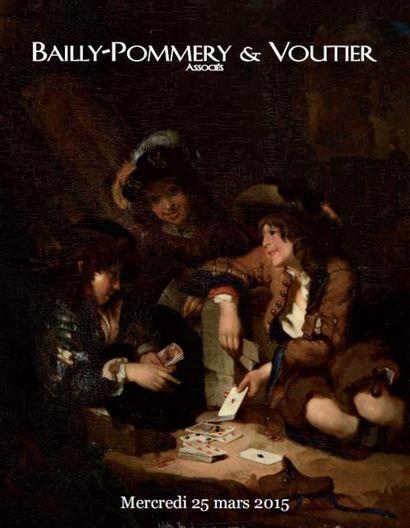 BIJOUX & ORFÈVRERIE TABLEAUX & DESSINS ANCIENS TABLEAUX MODERNES SCULPTURES - EXTRÊME-ORIENT MOBILIER & OBJETS D'ART