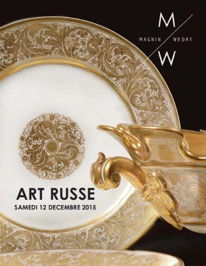 ART ET HISTOIRE RUSSES - SOUVENIRS HISTORIQUES