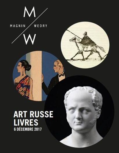 Art Russe - Livres anciens et modernes