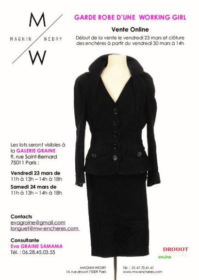 Garde Robe d'Une Working Girl
