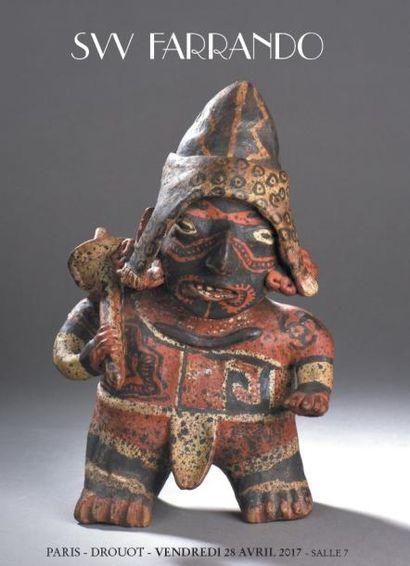 Art d'Afrique et d'Océanie- Antiquités Pré-hispaniques