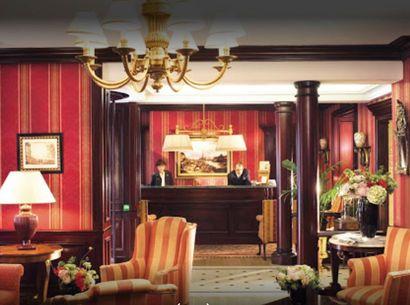 Mobilier de l'Hôtel Franklin Roosevelt