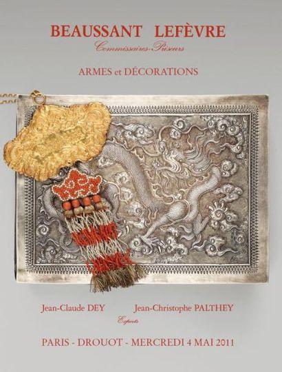 ARMES et DÉCORATIONS