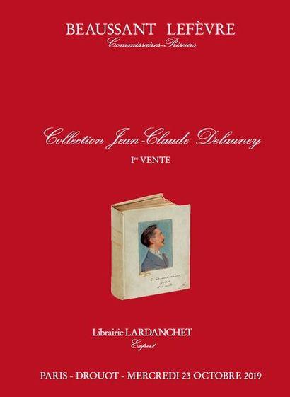 Collection Jean-Claude DELAUNEY - LIVRES ANCIENS et MODERNES