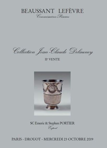 Collection Jean-Claude DELAUNEY - ORFÈVRERIE - OBJETS de VITRINE