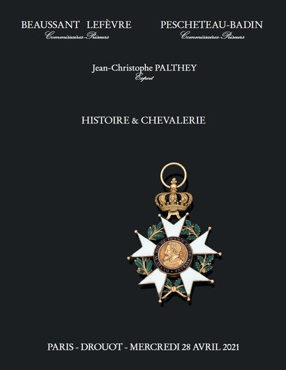HISTOIRE & CHEVALERIE