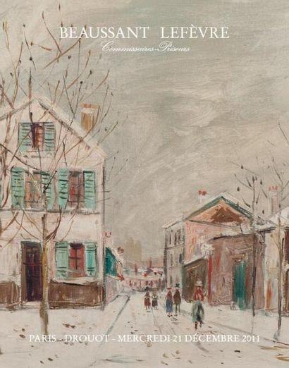 TABLEAUX MODERNES, ART DECO, MOBILIER, OBJETS D'ART DU XIXème SIECLE