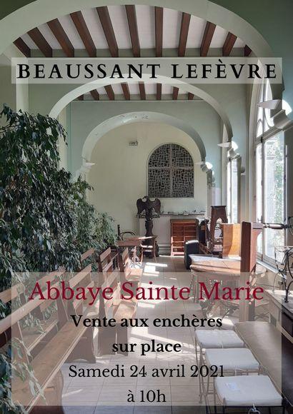 Abbaye Sainte Marie