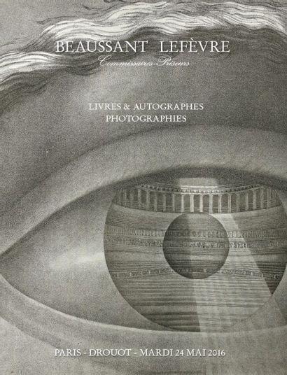 LIVRES ANCIENS ET MODERNES, AUTOGRAPHES ET PHOTOGRAPHIES