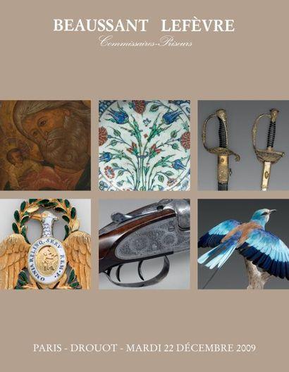 Art primitif -Antiques - Art d'orient - Armes - Décorations - Chasse