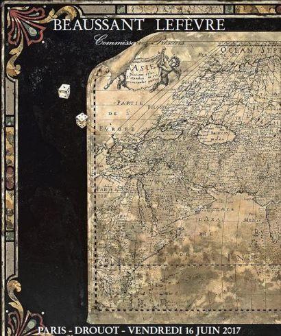 DESSINS et TABLEAUX OBJETS d'ART et de BEL AMEUBLEMENT