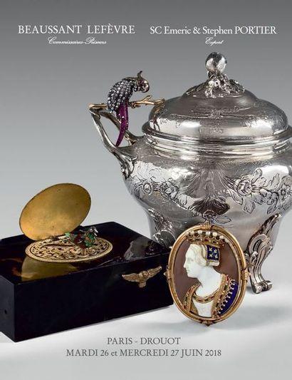 Beaux bijoux intailles - Camées - objets de vitrine