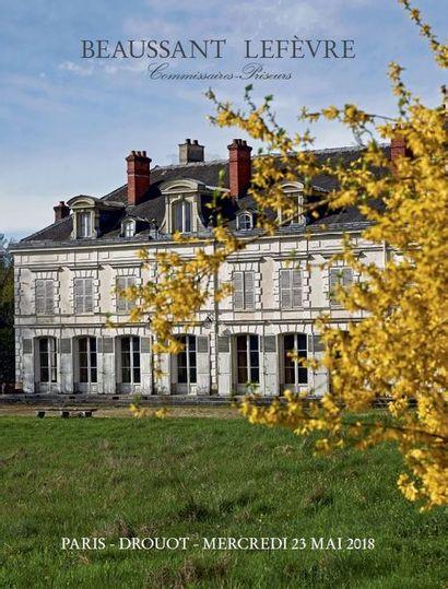 Succession de Madame D. . Mobilier provenant de son appartement parisien et de sa propriété de Seine-et-Marne