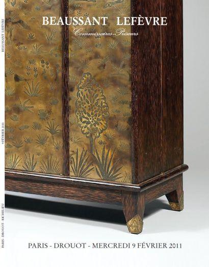 TABLEAUX et SCULPTURES ART NOUVEAU - ART DÉCO