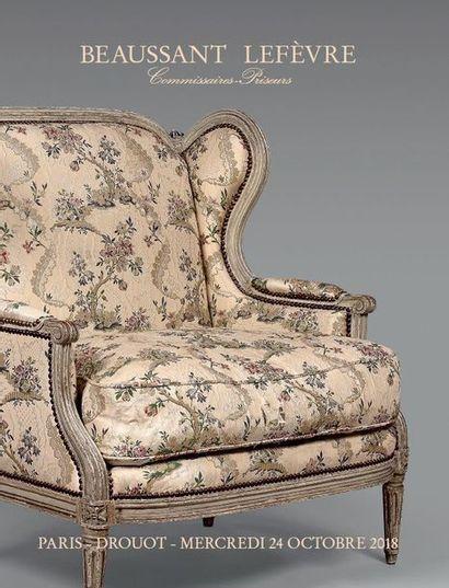 Tableaux anciens, Mobilier et objets d'art - Vente de prestige