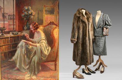 Monnaies, livres anciens et modernes, tableaux, mobilier et objets d'art, mode, photographies
